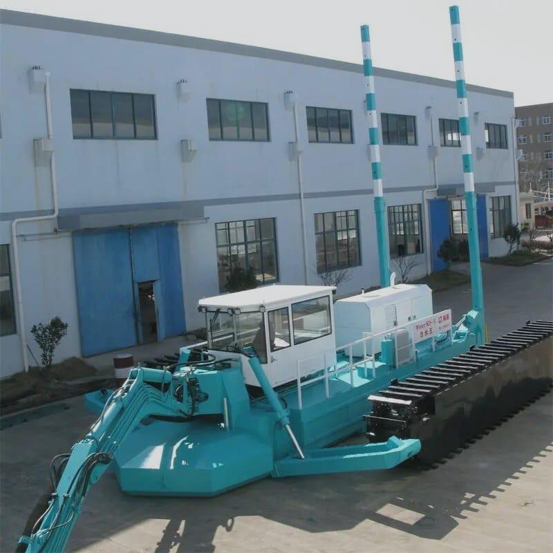maquina anfibia mexico