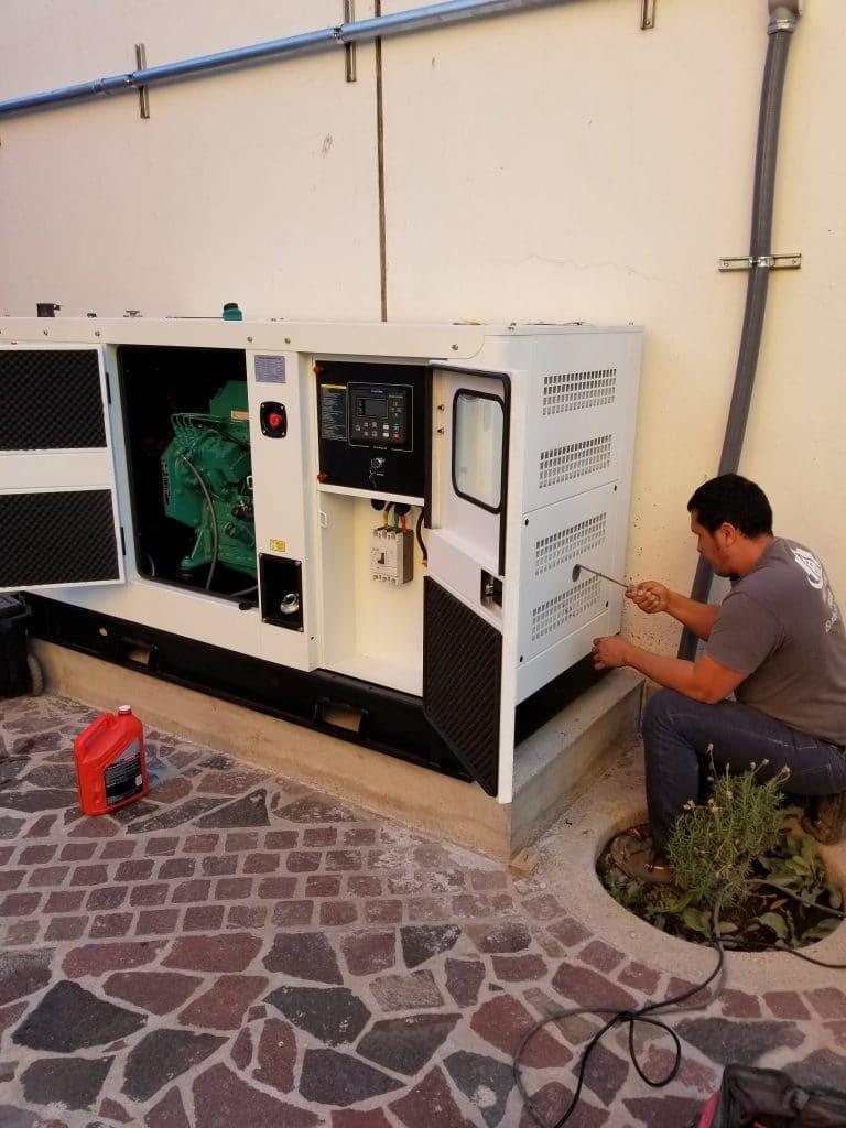 Generadores eléctricos a diesel by Cummins. La travesía de una instalación.
